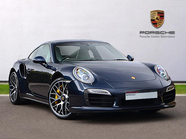 911 (991) Turbo S 3.8 Coupe