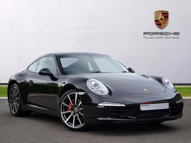 12(62) Porsche 911 Carrera, Basalt Black Metalic/Black, 32,990 miles